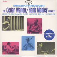 Cedar Walton / Hank Mobley Quintet - Breakthrough!