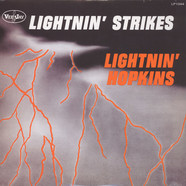 Lightnin' Hopkins - Lightnin´ Strikes