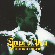 House Of Pain - Same As It Ever Was Black Vinyl Edition