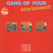 Gang Of Four - Official Live Recording - London Barbican 2005