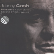Johnny Cash - A Concert Behind Prison Walls Limited Edition Grey Vinyl