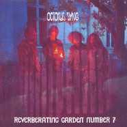Octopus Syng - Reverberating Garden Number 7 Red Vinyl Edition