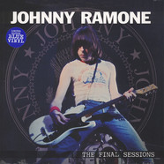 Johnny Ramone - The Final Sessions Blue Vinyl Edition