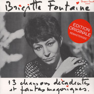 Brigitte Fontaine - 13 Chansons Decadentes