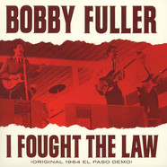 Bobby Fuller - I Fought The Law / A new Shade Of Blue