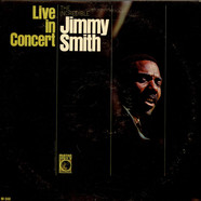 Jimmy Smith - Live In Concert - The Incredible Jimmy Smith