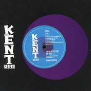 Kenny Carter / The Dynamics - You'd Better Get Hip Girl / My Life Is No Better