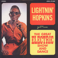 Lightnin' Hopkins - The Great Electric Show And Dance