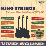 King Strings - King Federal Deluxe Guitar Grooves 1949-1962