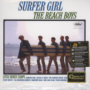 Beach Boys, The - Surfer Girl 200g Vinyl, Mono Edition