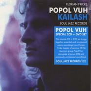 Florian Fricke of Popol Vuh - Kailash: Pilgrimage To The Throne Of Gos / Piano Recordings