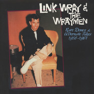 Link Wray - Rare Demos And Alternate Takes 1958-1961