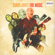 Danko Jones - Fire Music Gold Vinyl Edition