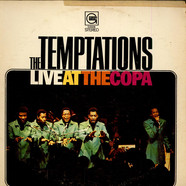 The Temptations - Live At The Copa