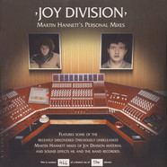 Joy Division - Martin Hannett's Personal Mixes Purple Vinyl Edition