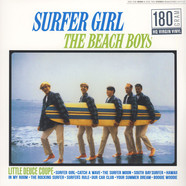 Beach Boys, The - Surfer Girl 180g Vinyl Edition