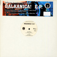 Feel Good Productions - Balkanica! E.P.