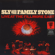 Sly & The Family Stone - Live At The Fillmore East