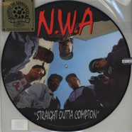 NWA - Straight Outta Compton Picture Disc