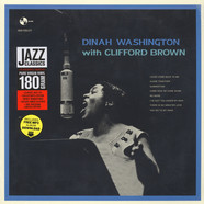 Dinah Washington with Clifford Brown - Dinah Washington with Clifford Brown