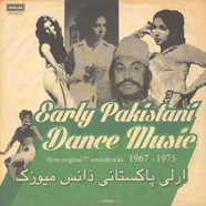 V.A. - Early Pakistani Dance Music