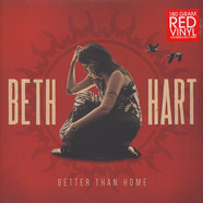 Beth Hart - Better Than Home Red Vinyl Edition