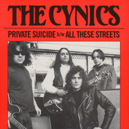 Cynics, The - Private Suicide/All These Streets Colored Vinyl Edition