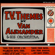 Van Alexander And His Orchestra - T.V. Themes