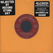 Jello Biafra & The New Orleans Raunch & Soul All-Stars - Fannie Mae / Just A Little Bit