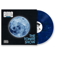 eMC (Masta Ace, Wordsworth & Stricklin) - The Tonite Show Blue Marbled Vinyl Edition