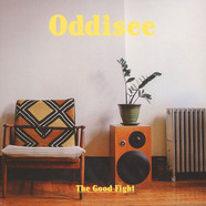 Oddisee - The Good Fight Splatter Vinyl Edition
