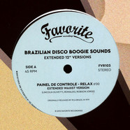 "V.A. - Brazilian Disco Boogie Sounds Extended 12"" Versions"