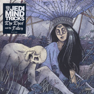 Jedi Mind Tricks - The Thief And The Fallen White & Blue Vinyl