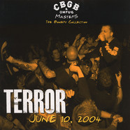 Terror - CBGB OMFUG Masters: Live June 10, 2004 The Bowery Collection