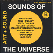 V.A. - Sounds Of The Universe - Art + Sound 2012-15 Volume 1 Part 2