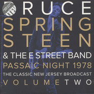 Bruce Springsteen - Passaic Night, New Jersey 1978 - Volume 2 Limited Colored Vinyl