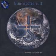 Blue Oyster Cult - Live In America Limited Edition Blue Vinyl