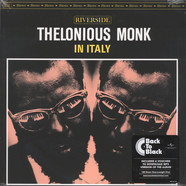 Thelonious Monk - In Italy Back To Black Edition