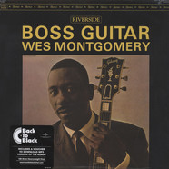 Wes Montgomery - Boss Guitar Back To Black Edition
