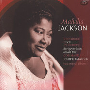 Mahalia Jackson - 2 Original Albums: Recorded Live.../apollo Re