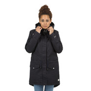 Wemoto - Ariel Waxed Canvas Fishtail Parka