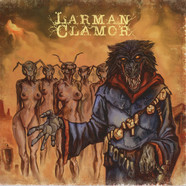 Blackwolfgoat / Larman Clamor - Split Blue Vinyl Edition