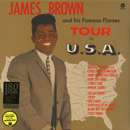 James Brown - Tour The U.S.A.