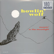 Howlin' Wolf - Moanin' In The Moonlight 180g Vinyl Edition