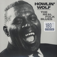 Howlin' Wolf - The Real Folk Blues 180g Vinyl Edition
