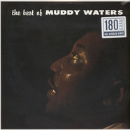 Muddy Waters - The Best Of Muddy Waters 180g Vinyl Version