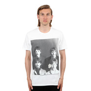 Beatles, The - 4 Beatles Mustache T-Shirt