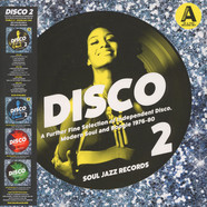 Soul Jazz Records Presents - Disco 2: A Further Fine Selection Of Independent Disco, Modern Soul And Boogie 1976-80 - LP 1