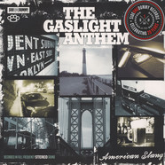 Gaslight Anthem, The - American Slang Colored Vinyl Edition