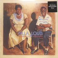 Ella Fitzgerald And Louis Armstrong - Ella And Louis 180g Vinyl Edition